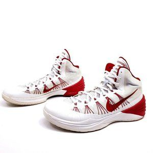 Nike Mens 16 Hyperdunk Basketball Shoes Red White